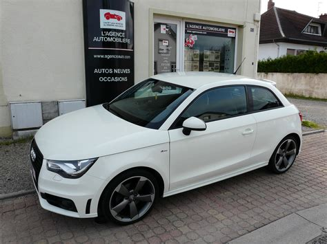 audi a1 essence occasion audi a1 1 4 tfsi 185 s line stronic occasion die pas cher voiture occasion vosges 88100