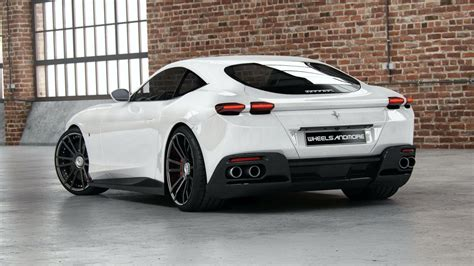 Choose from roma deals for sale near you. Ferrari Roma ora produce 700 CV grazie a Wheelsandmore - ClubAlfa.it