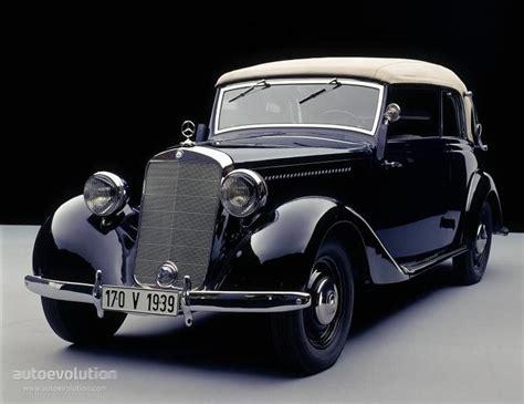 1942 MERCEDES BENZ 170 V Cabriolet B (W136)   A lifetime ...