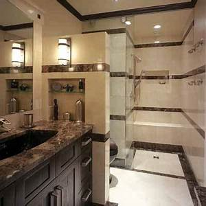 His And Her Bath 13 Big Ideas For Small Bathrooms This