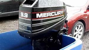 Mercury 9 9 2 Stroke 1995 Forward Idling