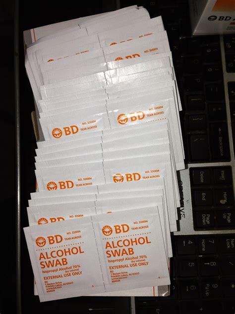 buy bd alcohol swabs alcohol  sterilizer  sale price