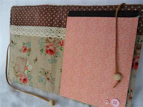 shabby chic sewing projects shabby chic notebook cosy 183 a binder folder 183 sewing on cut out keep