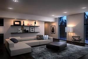 Wohnzimmer modern einrichten 59 beispiele f r modernes for Modernes wohnzimmer einrichten