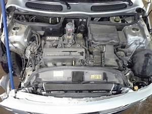2006 Mini Cooper Engine Motor 1 6l