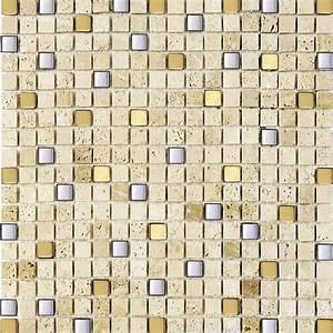 Keine Fliesen Im Duschbereich : mosaik fliesen aus marmor mit edelstahl athen mosaik ~ Sanjose-hotels-ca.com Haus und Dekorationen
