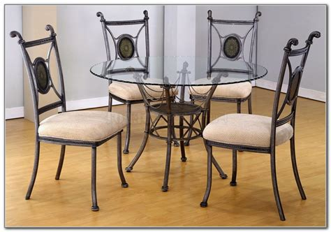 Wrought Iron Kitchen Table Sets  Kitchen Set  Home