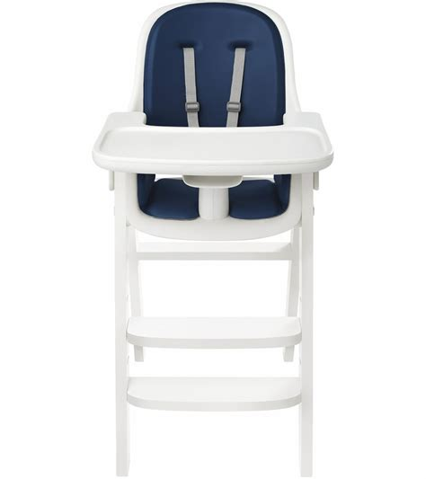 oxo tot sprout high chair navy white