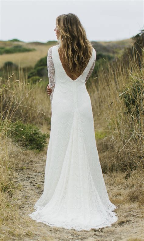 Boho Bridal Gown  Tessa  Long Sleeve Lace Backless. Casual Wedding Dresses For The Mother Of The Bride. Lightweight Summer Wedding Dresses. Corset Wedding Dress With Diamonds. Halter Neck Casual Wedding Dresses. Short Wedding Dresses Johannesburg. Wedding Dresses With Discount. Mermaid Wedding Dresses Petite Brides. Light Gold Wedding Dress Pale Skin