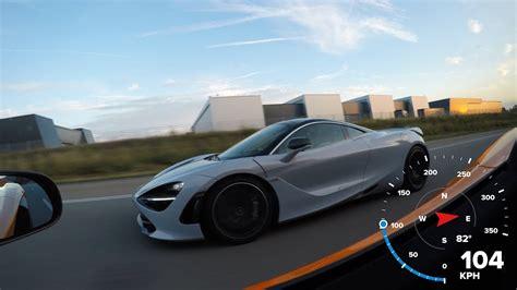 Mclaren 720s Vs Mclaren 675lt On The Autobahn! Youtube