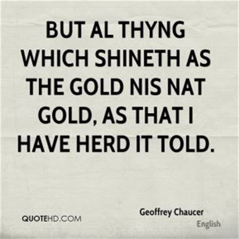 GEOFFREY-CHAUCER-QUOTES, relatable quotes, motivational ...
