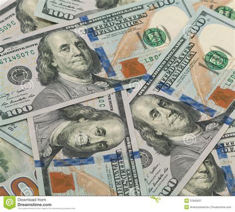 pile   dollar bills stock image image