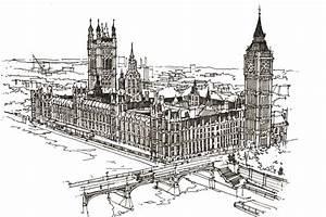 London Bridge Dessin : coloriage anti stress londres westminster et big ben 12 ~ Dode.kayakingforconservation.com Idées de Décoration