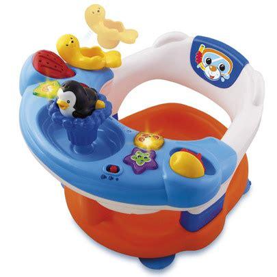 siege baignoire bebe siège de bain interactif 2 en 1 de vtech fauteuils de
