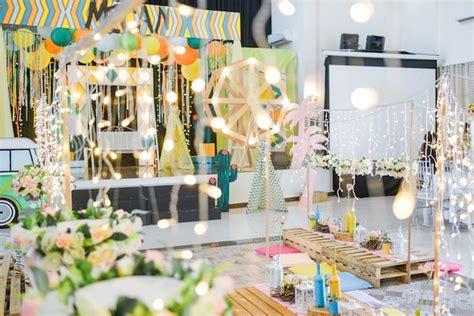 karas party ideas coachella inspired boho birthday party