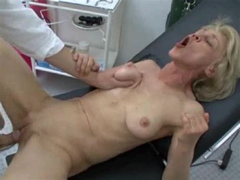 Granny Anal Sex On Visit To Doctor Alpha Porno