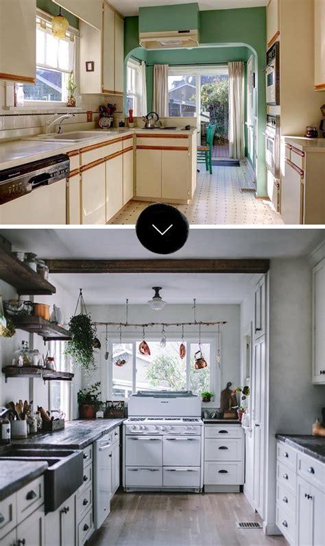 150 kitchen cabinet makeover find it make it love it our favorite kitchen makeovers design sponge