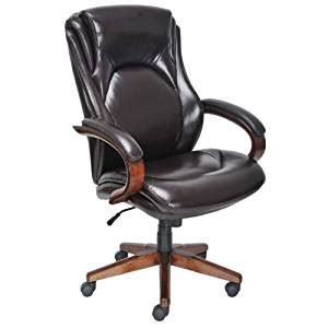 Amazonca Chair by Bonded Leather Executive Office Chair Ca