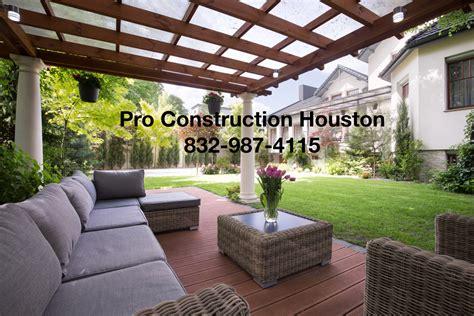 patio deck builders in houston tx houston patio