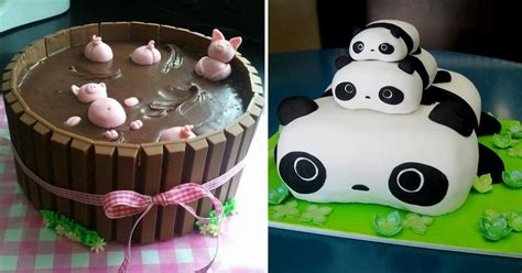 creative cakes    cool  eat