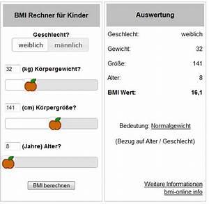 Bmi Berechnen Kinder : bmi rechner kinder f r die eigene webseite widget erdbeere ~ Themetempest.com Abrechnung