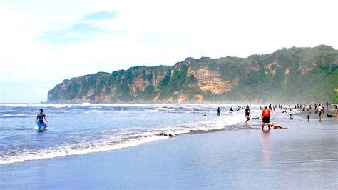 parangtritis beach  icon  jogja beach