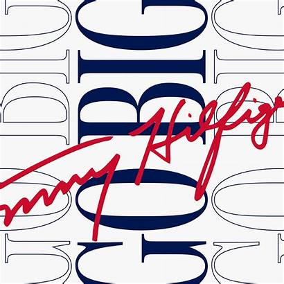 Tommy Jeans Serif Americana Optimistic Refresh Channels