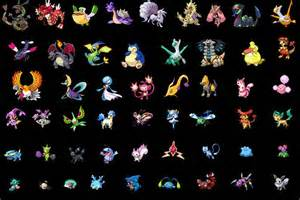 shiny pokemon picture
