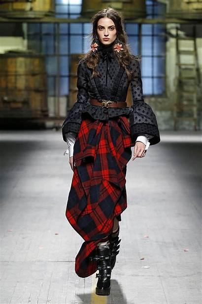 Winter Dsquared2 Fall Trends Woman Milan Week