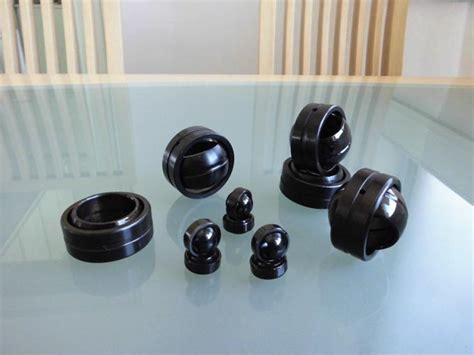 High Precision Radial Ball Joint Bearings Ge10es With High