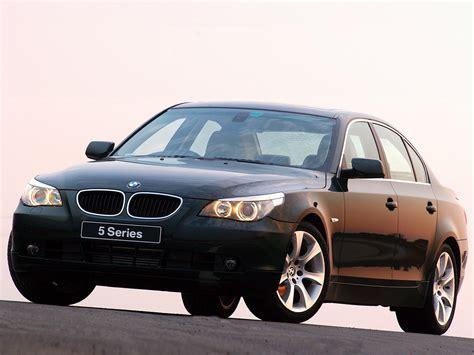 Bmw 5 Series (e60) Specs  2003, 2004, 2005, 2006, 2007