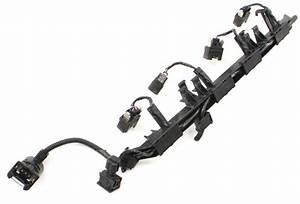 Fuel Injectors Wiring Harness Plugs Pigtail Vw Jetta Golf Mk4 Beetle1 8t Awp
