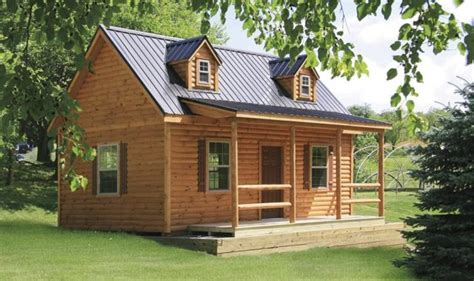 Residential Log Cabins & Homes