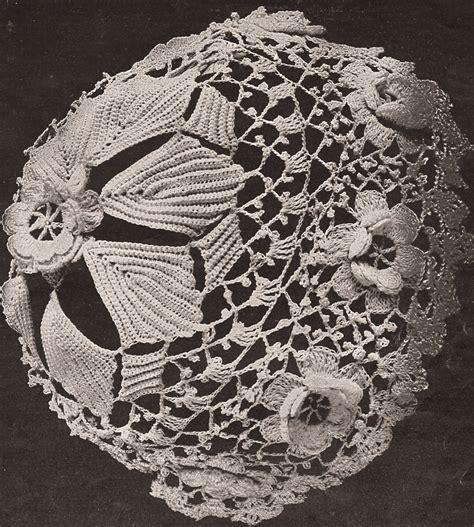 crochet  irish lace pattern  patterns  crochet