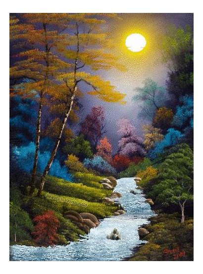 Ross Bob Beauty Worth Paintings Painting Oil