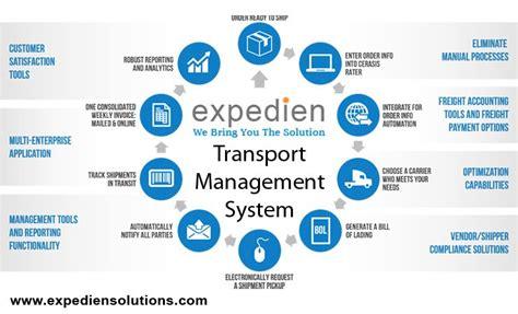 expediens transportation management system   software