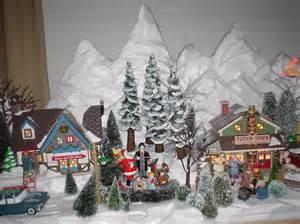 home design image ideas dept 56 snow village display ideas
