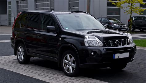 2010 nissan x trail 2 information and specs auto database
