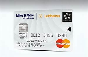 Kreditkarte Miles And More Abrechnung : lufthansa f hrt neue miles more kreditkarten ein ~ Themetempest.com Abrechnung