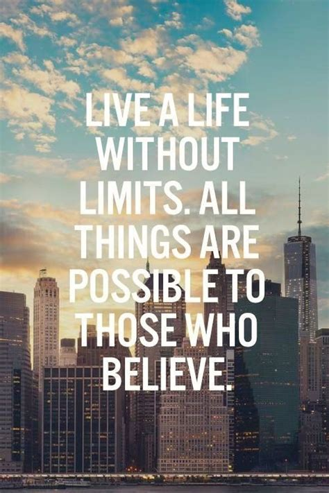 without limits quotes