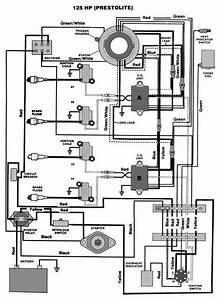 Wiring Diagram For Mercruiser 140