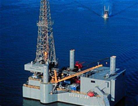 galvestoncom ocean star offshore drilling rig museum