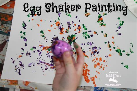 plastic egg shaker painting 489 | humpty dumpty egg painting main