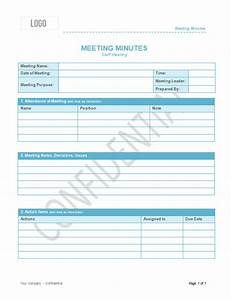 Template meeting minutes http webdesign14com for Taking minutes in a meeting template