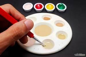 Comment Faire Du Rose En Peinture : comment faire de la peinture excellent alors comment ~ Melissatoandfro.com Idées de Décoration