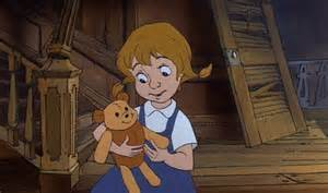 Penny The Rescuers Girl