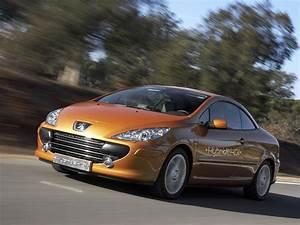Www Peugeot : peugeot 307 cc hybridehdi les concept cars peugeot ~ Nature-et-papiers.com Idées de Décoration