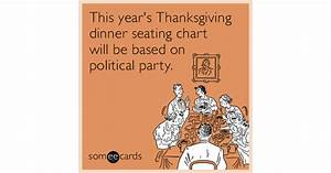 This year's Thanksgiving dinner seating chart will be ...