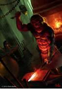 Hephaestus Volcano hephaestus  vulcan      greek god of fire and      Hephaestus Greek God Costume