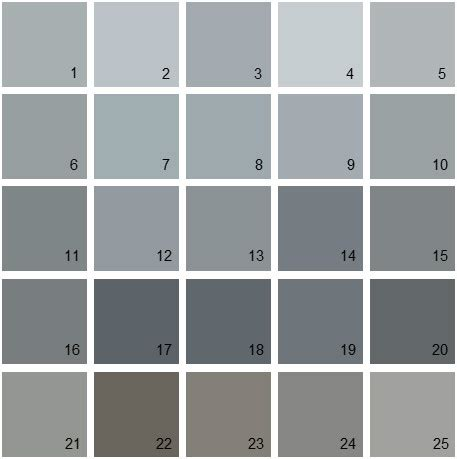 benjamin paint colors gray palette 08 house